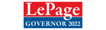 Paul LePage for Governor 2022